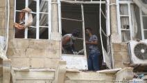 الانفجار في مرفأ لبنان (حسين بيضون)
