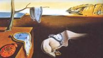 إصرار الذاكرة - سلفادور دالي - القسم الثقافي