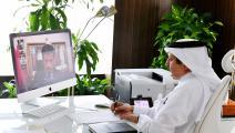 الشيخ خليفة بن جاسم آل ثاني / غرفة قطر