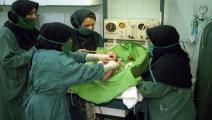 تراجع نسبة الولادات إلى 14.5 مولوداً لكلّ ألف نسمة (كافه كاظمي/Getty)