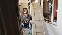 بيروت: الكتابة عاجزة فالصورة أقسى (فرانس برس/ Getty)