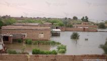 فيضانات السودان (العربي الجديد)