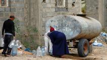 أزمة مياه في ليبيا (محمود تركية/ فرانس برس)