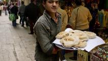 يبيع الخبز في مصر (كارستن كوال/ Getty)