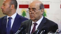 وزير الخارجية اللبناني شربل وهبة - تصوير حسين بيضون.jpg