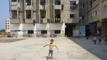 يلعب في مجمع الإمام الأوزاعي في صيدا