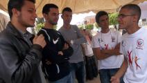 متطوعون في تونس 2
