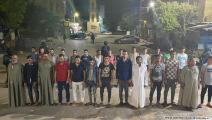 الداخلية المصرية عرضت صور متظاهرين قبض عليهم من البدرشين(العربي الجديد)