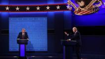 تبادل اتهامات وإهانات في أول مناظرة بين ترامب وبايدن