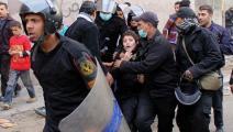 تكرر اعتقال الأطفال في مصر (فيسبوك)