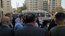 قضاة يطالبون برحيل مجلس القضاء الفلسطيني