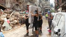 انفجار بيروت (حسين بيضون)