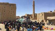 شبح المجاعة يخيم على اليمن مجددا (أوكسفام)