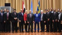 مفاوضات جنيف بشأن الأسرى اليمنيين (تويتر)
