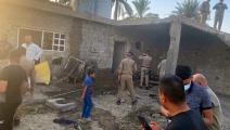 بغداد - صاروخ كاتيوشا - قتلى وجرحى - تويتر