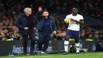 jose mourinho and Lampard