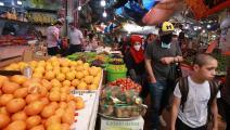 أسواق الأردن/ فرانس برس