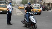 طريق سريع في بغداد - فرانس برس