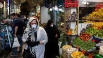 أسواق طهران/ فرانس برس