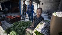 أسواق سورية (الأناضول)