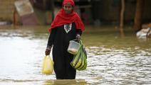 فيضان السودان (أشرف الشاذلي/فرانس برس)