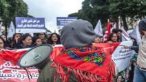 يوم المراة العالمي - تونس(أمين الأندلسي/الأناضول)