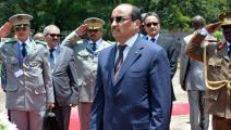 الرئيس الموريتاني السابق محمد ولد عبد العزيز/ فرانس برس