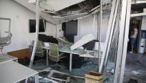 مكتب العربي الجديد في بيروت (حسين بيضون)