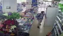 صور عملية السرقة