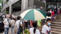 هونغ كونغ تحت قبضة الأمن الصيني