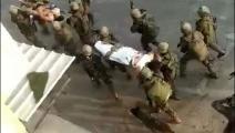 جنود الاحتلال الإسرائيلي يخطفون شقيقان فلسطينيان مصابان في مخيم جنين (فيسبوك)