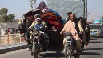 نازحون في افغانستان (فرانس برس)