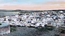 (مدينة طنجة المغربية عام 1910، Getty)