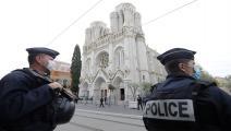 كنيسة نيس/ فرنسا ٢٠٢٠