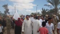سكان القرى المصرية المهجرة غرب سيناء يعودون إليها(مواقع التواصل)