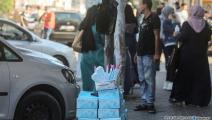 باعة متجولون في غزة1- محمد الحجار