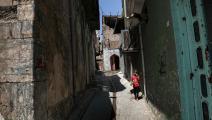 بيوت صغيرة وعشوائية في الموصل (صافين حامد/ فرانس برس)