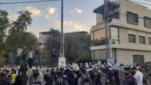 احتجاجات في الأردن رفضًا للرسوم المسيئة (Getty)