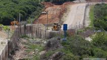 الحدود اللبنانية مع فلسطين المحتلة
