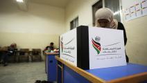 تحرص الهيئة على مشاركة الأشخاص ذوي الإعاقة في العملية الانتخابية (صلاح ملكاوي/الأناضول)