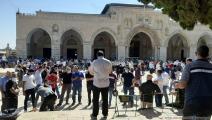 سياسة/المسجد الأقصى/(العربي الجديد)