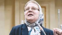 البرلمانية شيرين فراج (مواقع التواصل الاجتماعي)