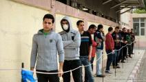 بطالة غزة - محمد الحجار