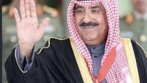 ولي عهد الكويت الشيخ مشعل الجابر الأحمد الصباح (تويتر)