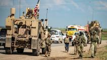 قوات أميركية شرق سورية