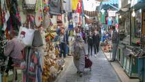 أسواق تونس (ياسين غادي/الاناضول)