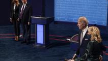 ترامب وبايدن/Getty