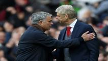 jose mourinho and Wenger