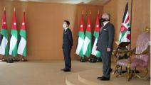سياسة/العاهل الأردني وولي عهده/(بترا)