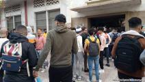 طلاب الجزائر (العربي الجديد)
